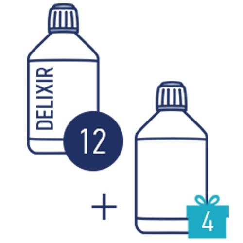 DeLixir Optimal pack 12 + 4